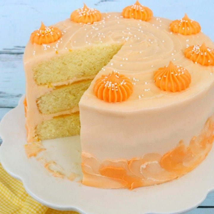 Image result for Orange Cake