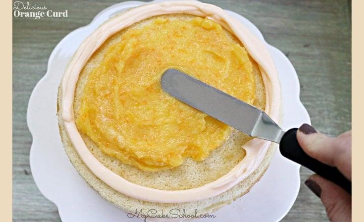 Delicious Orange Curd Recipe