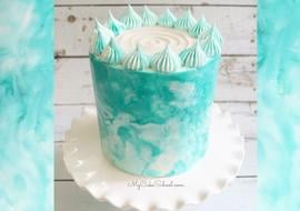 Marbled Buttercream Tutorial