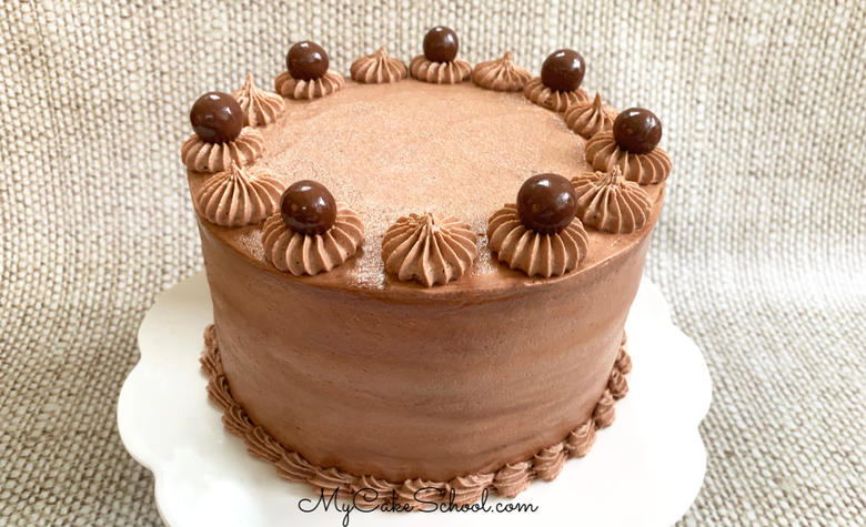 Moist and Delicious Chocolate Nutella Cake- This recipe has the perfect balance of chocolate and hazelnut.