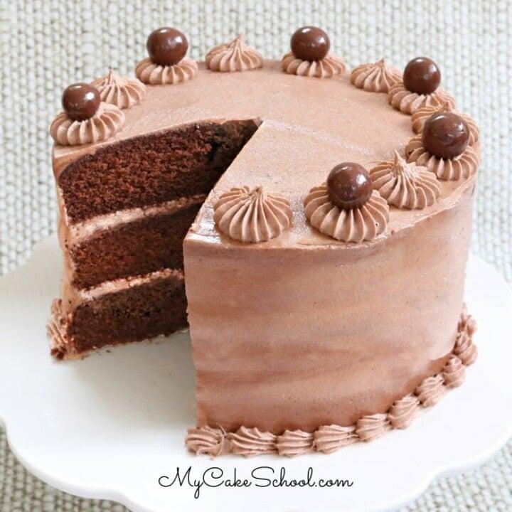 Groovy Chocolate Nutella Cake My Cake School Funny Birthday Cards Online Benoljebrpdamsfinfo