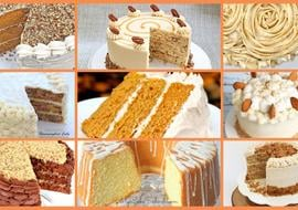 Favorite Thanksgiving Cake Recipes