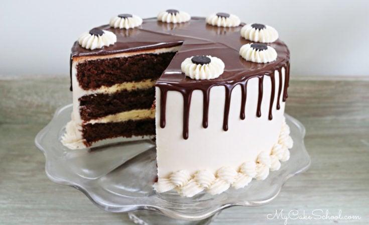 Baileys Irish Cream Chocolate Cake