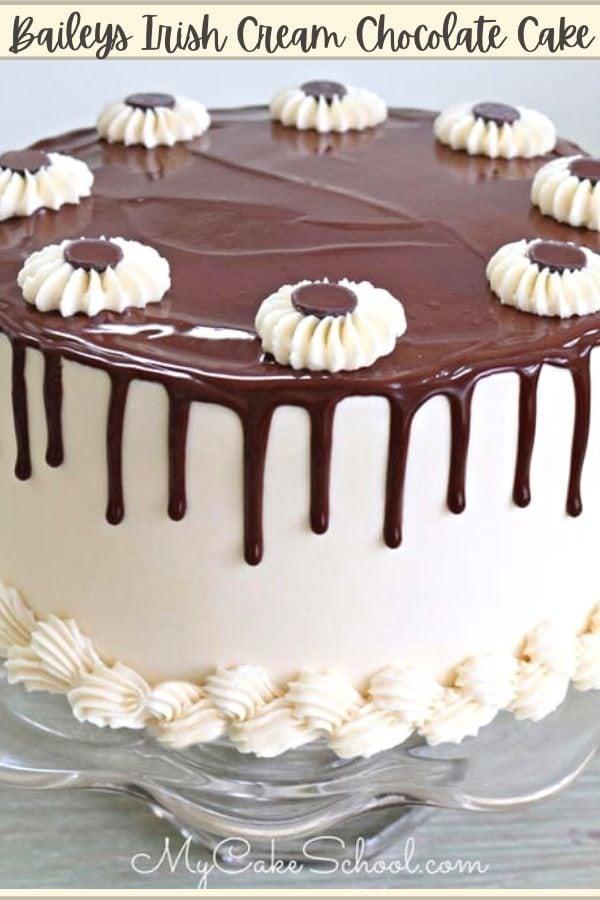 Delicious Baileys Irish Cream Cake Recipe