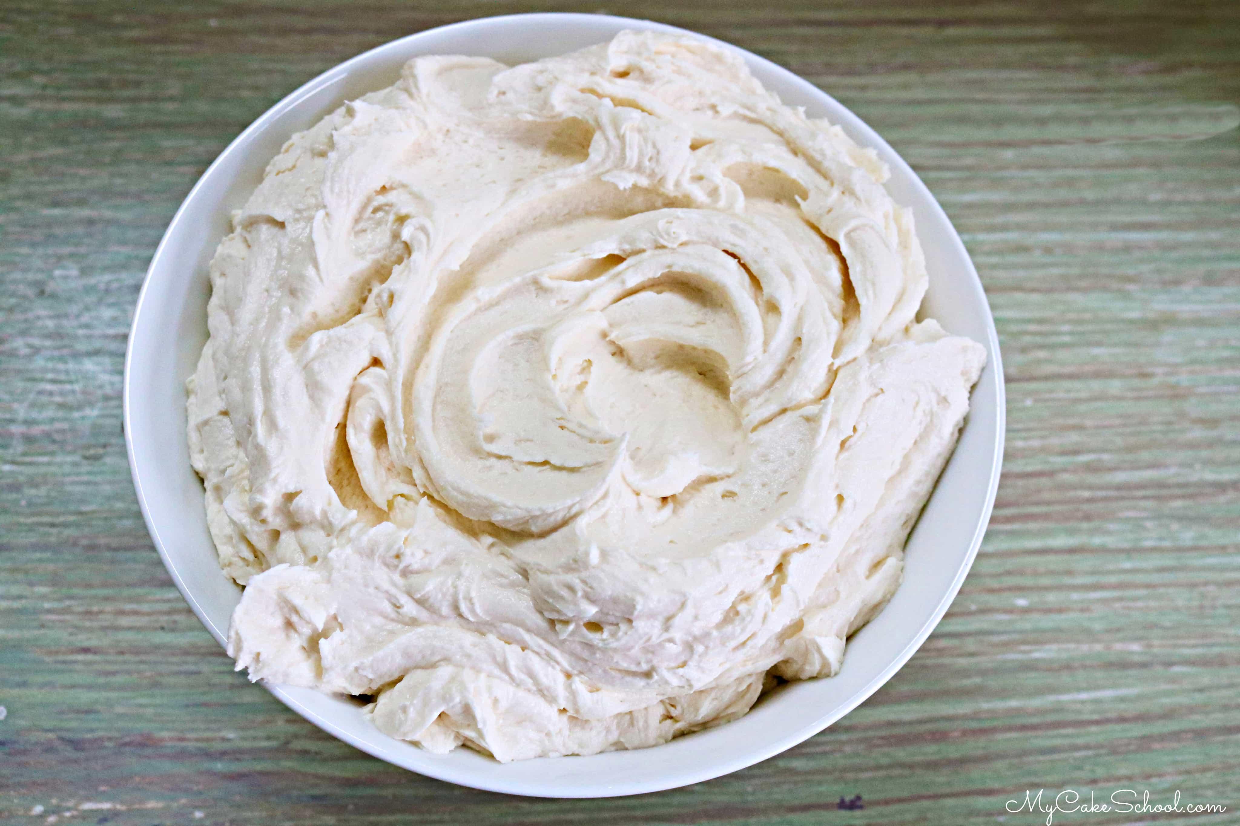 Baileys Irish Cream Cake Filling
