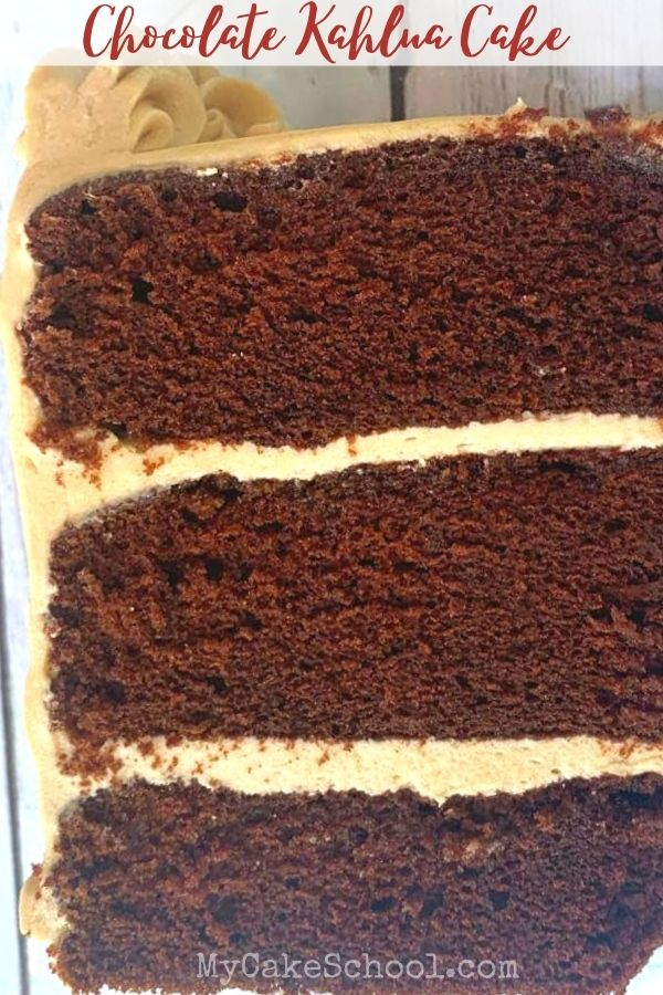 Delicious Chocolate Kahlua Cake Recipe from Scratch