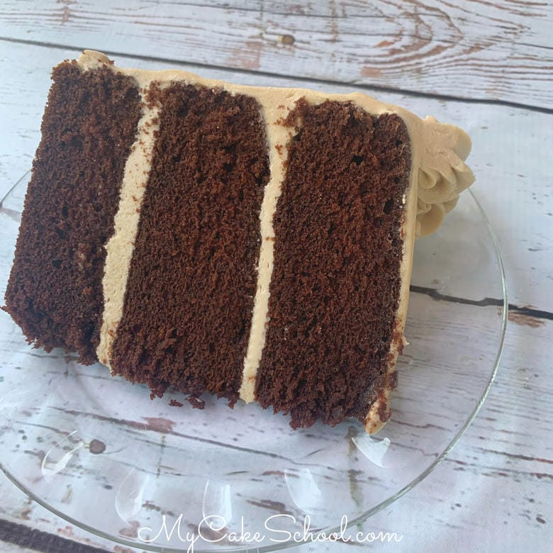 Moist and Decadent Chocolate Kahlua Cake Recipe from Scratch