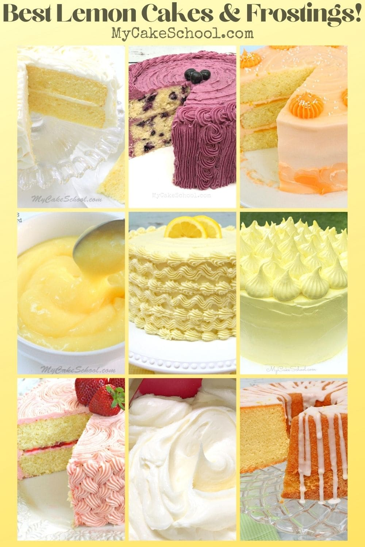 Best Lemon Cakes