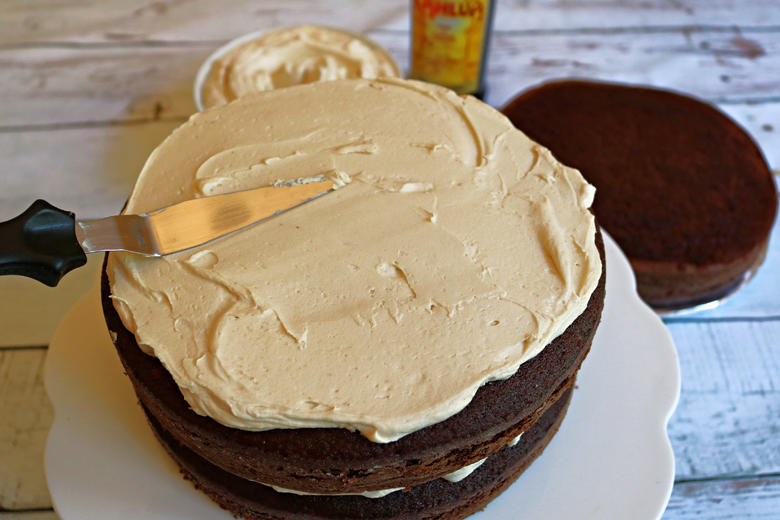 Chocolate Kahlua Cake Recipe