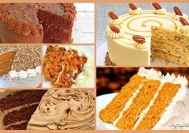 Sharing our BEST Fall Cake Recipes!