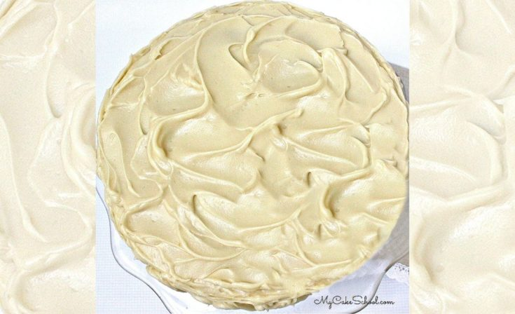 Delicious Maple Cream Cheese Frosting