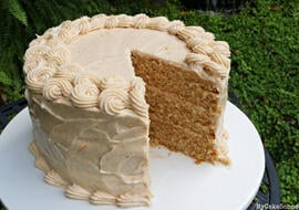 Moist and Delicious Spice Cake