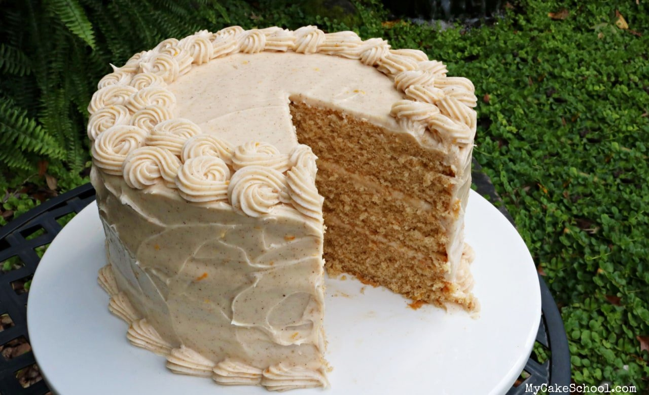 Moist and Delicious Spice Cake from Scratch