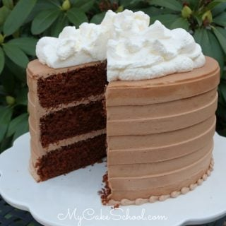Delicious Hot Chocolate Cake