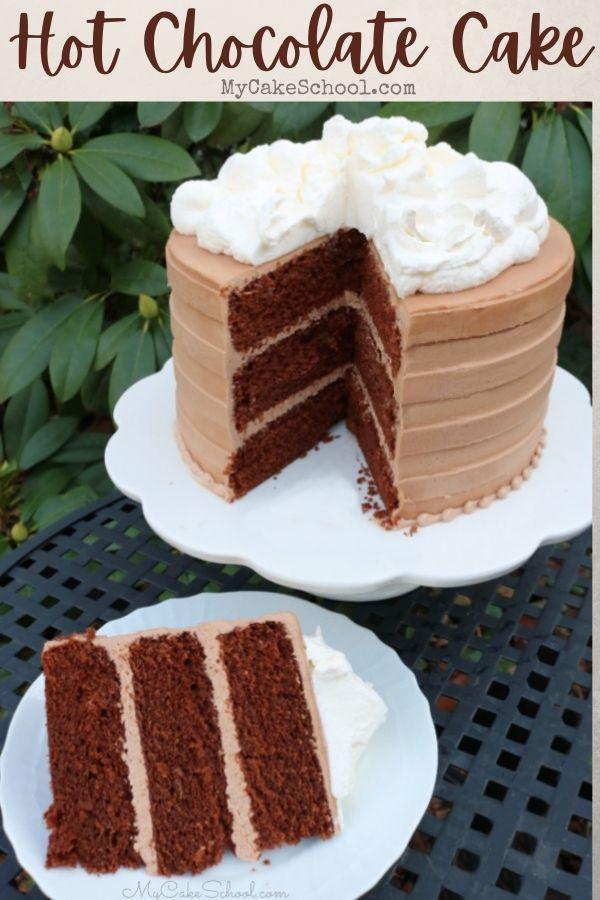 Delicious Hot Chocolate Cake Recipe