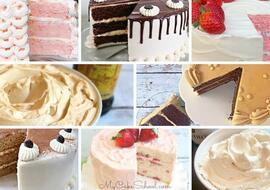Boozy Cake Recipes