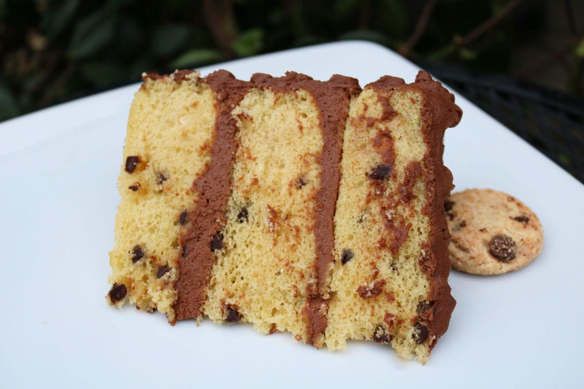 Chocolate Chip Cake Mix Recipe-