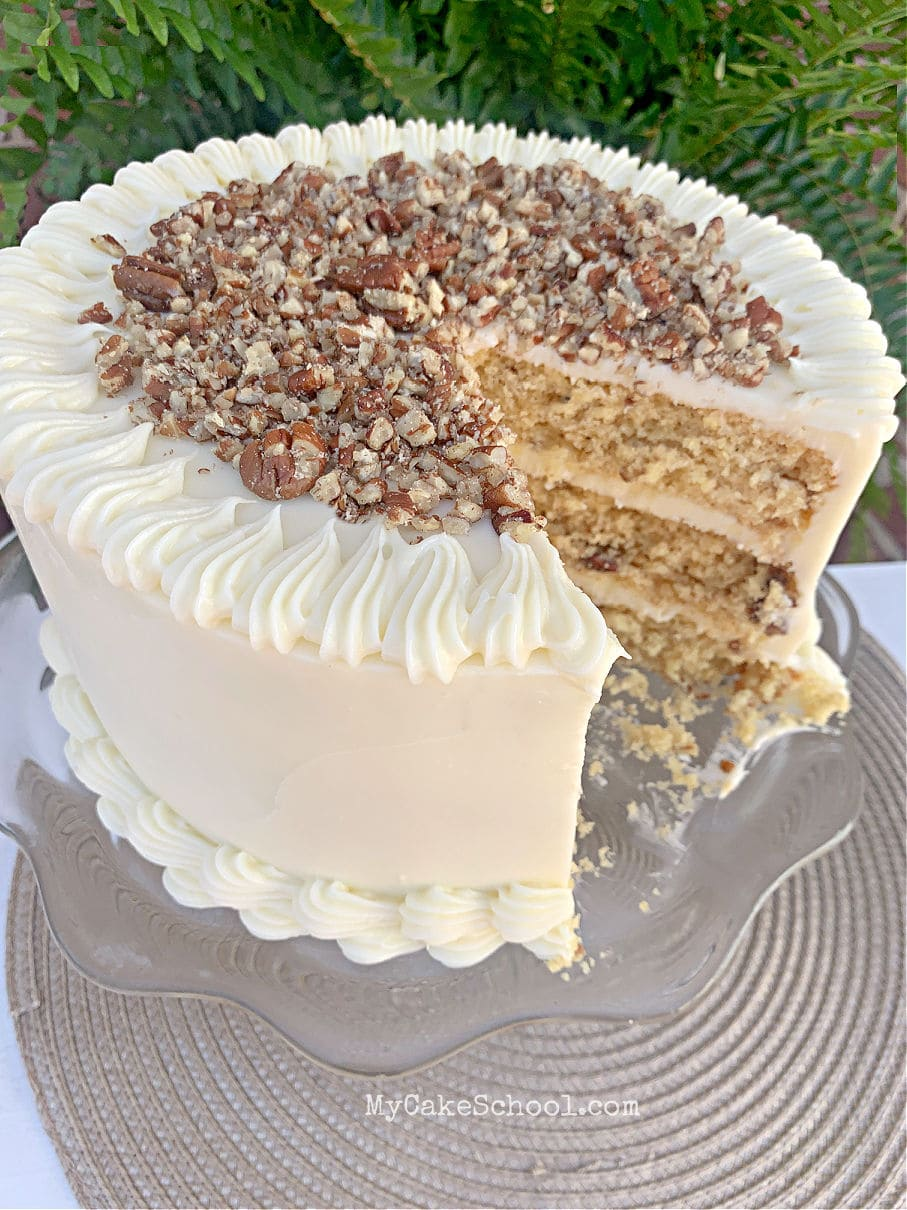 Hummingbird Cake Mix Recipe