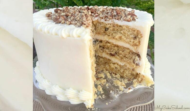 Moist Hummingbird Cake Mix Recipe