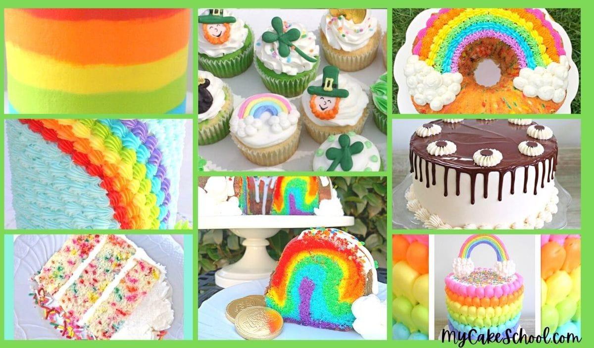 Saint Patrick's Day Cake Roundup