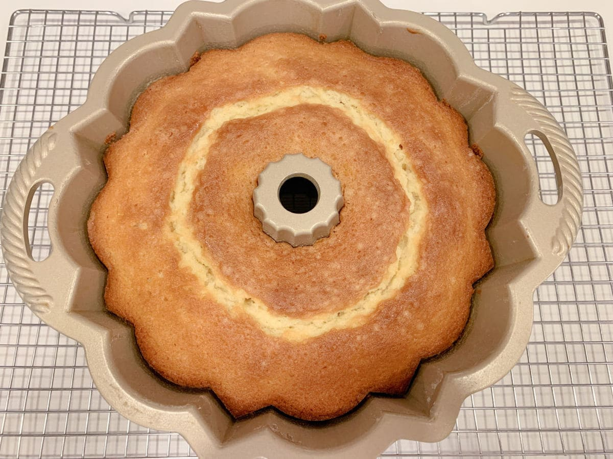 Lemon Orange Pound Cake Recipe- So moist and flavorful!