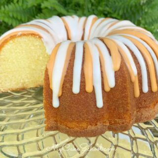 Lemon Orange Pound Cake- So moist and flavorful!