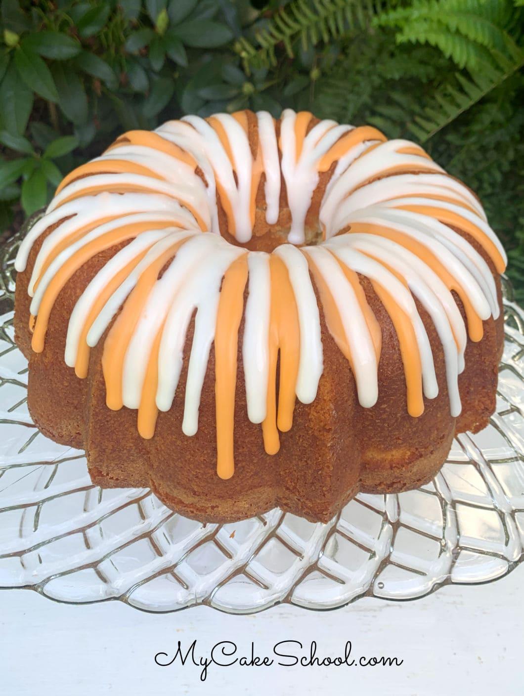 Orange Lemon Pound Cake