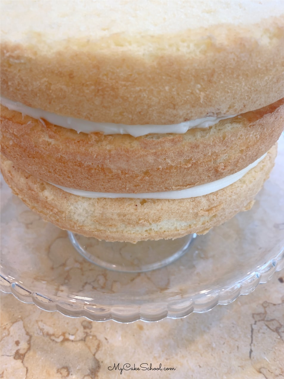 Almond Cake Recipe- SO moist and flavorful!