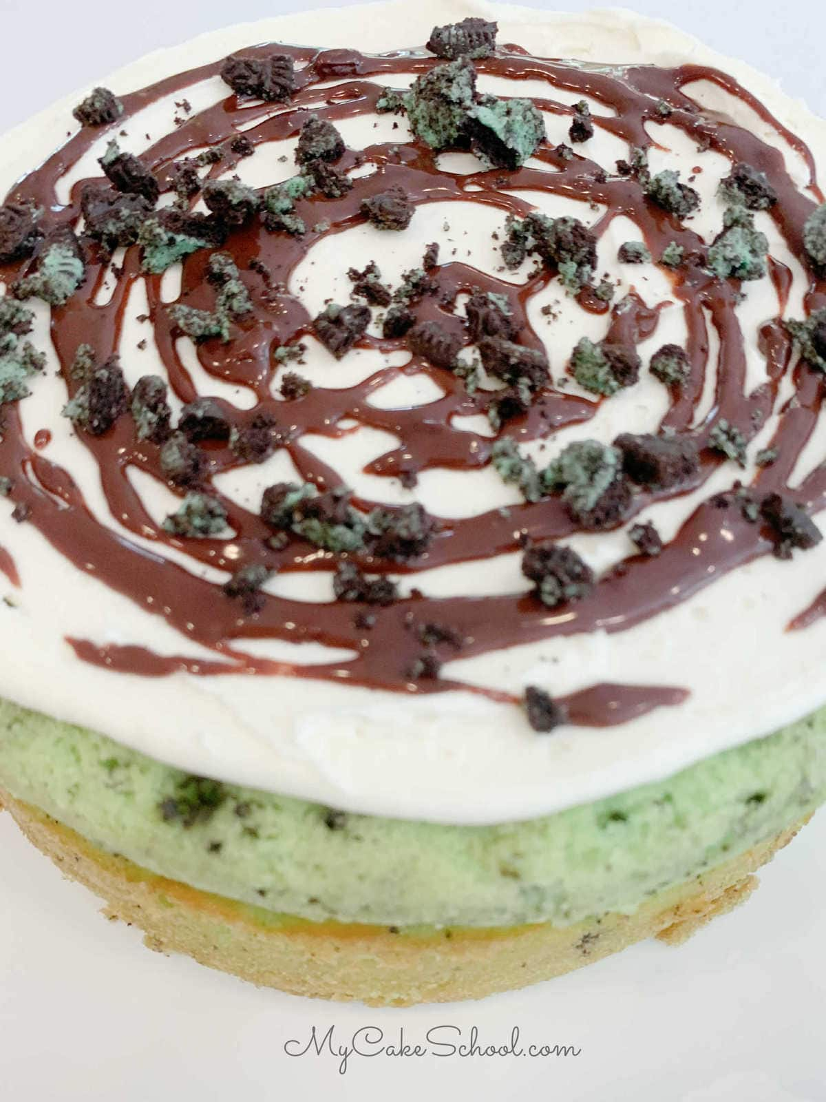Minto Oreo Cake Recipe
