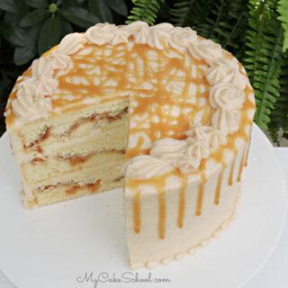 Snickerdoodle Cake Recipe