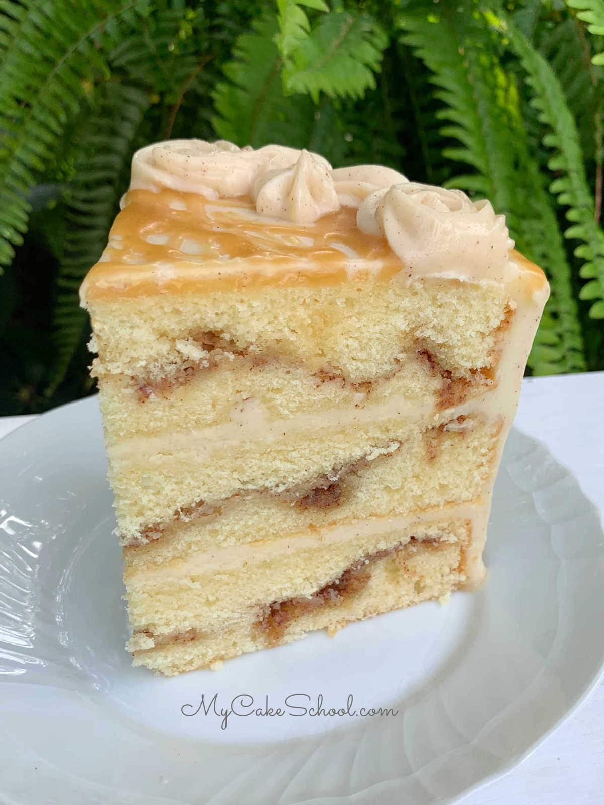 Delicious Snickerdoodle Cake Recipe
